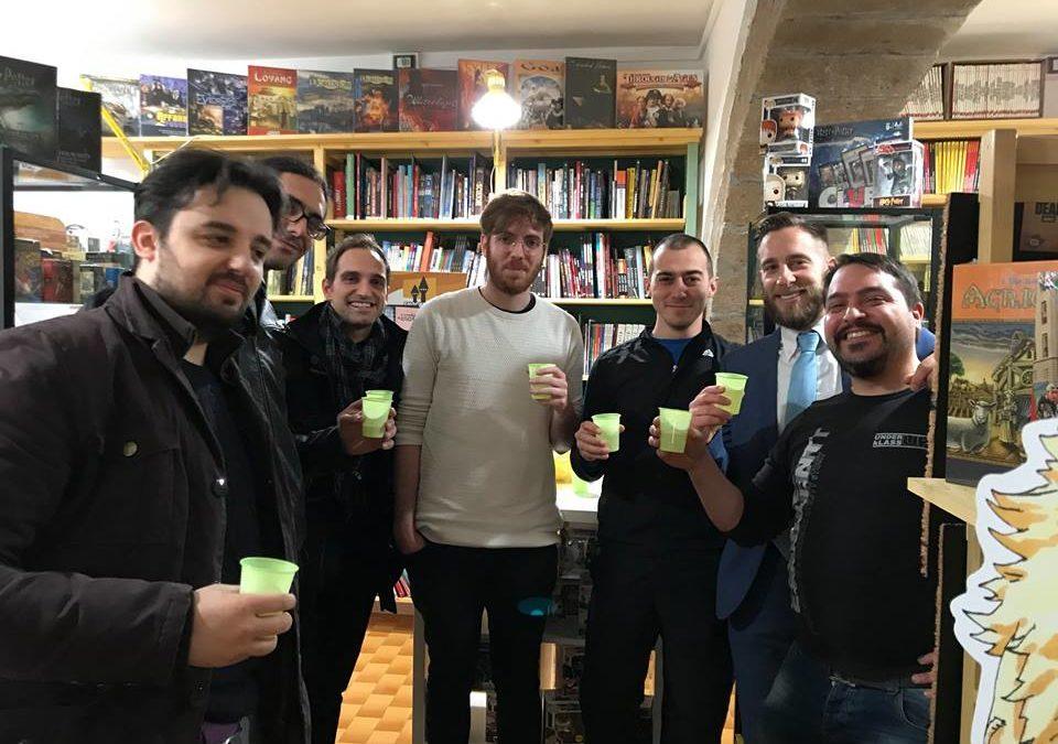 Incontro con gli Autori – Giovanni Esposito