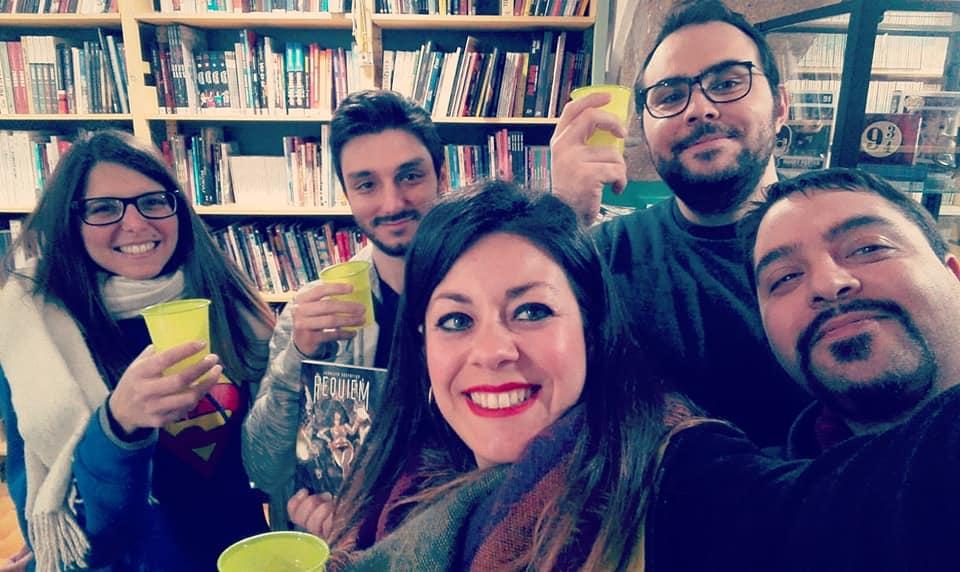 Incontro con gli autori – Fabrizio Cosentino