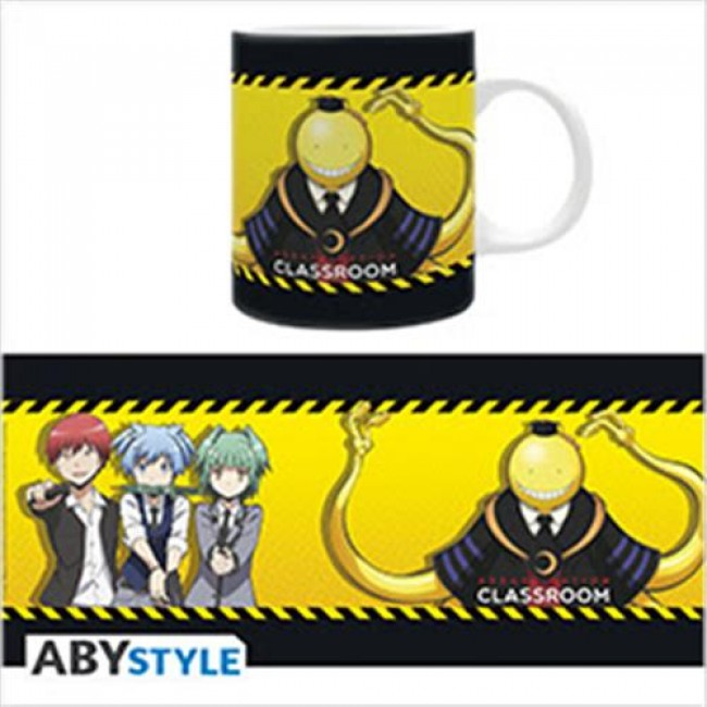 Gadget – Abystyle – Assassination Classroom – Koro Vs Pupils – Tazza