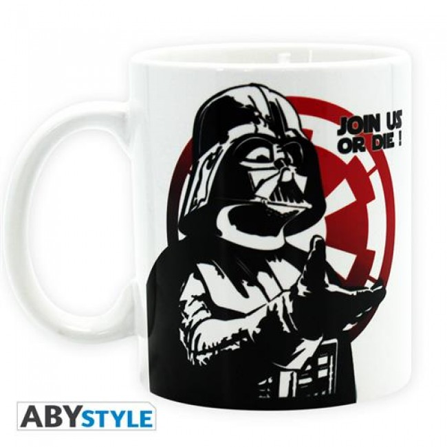 Gadget – Abystyle – Star Wars – Join Us – Tazza