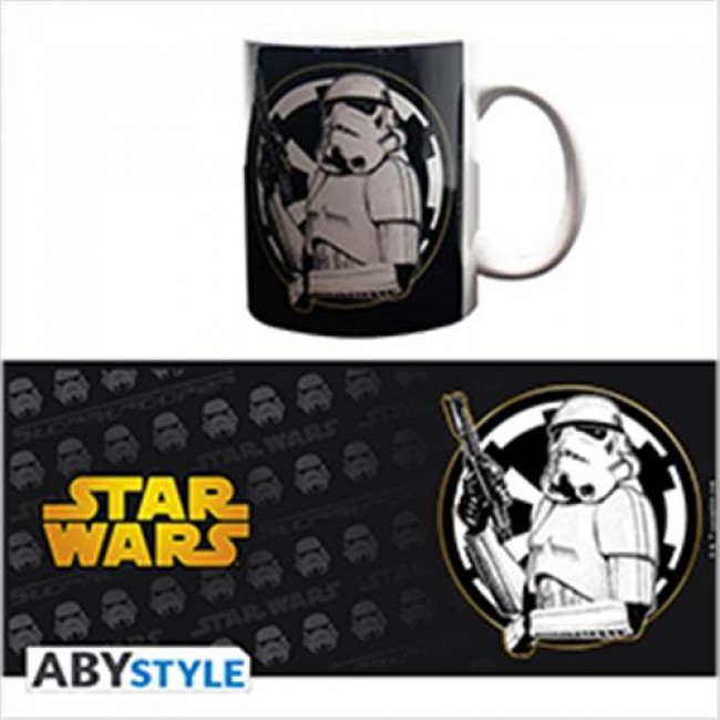 Gadget – Abystyle – Star Wars – Trooper – Tazza