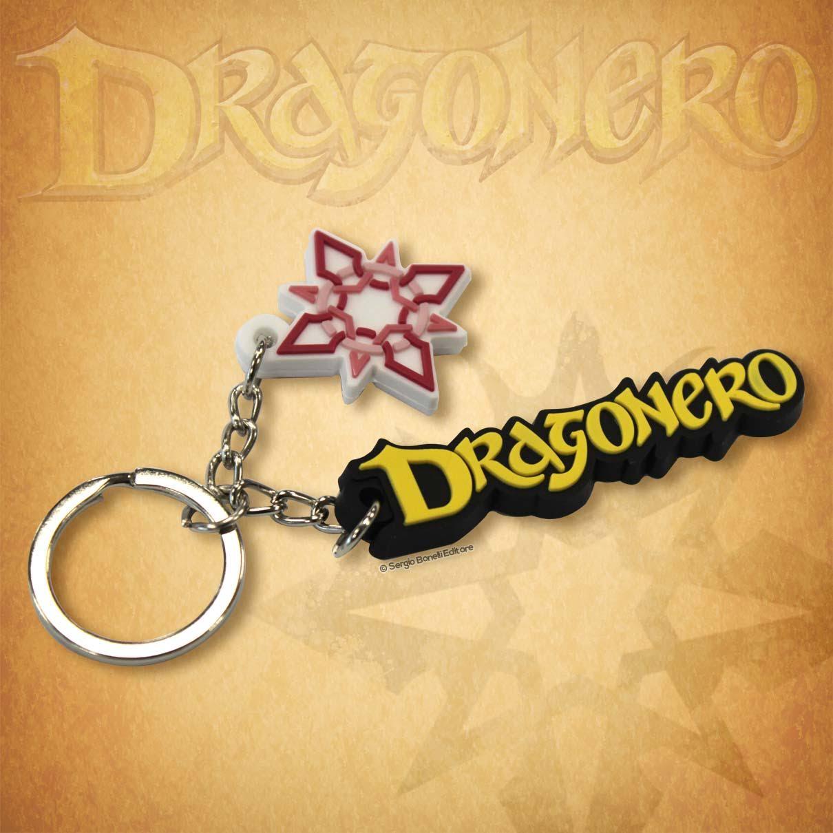 Portachiavi – Bonelli – Dragonero – Logo