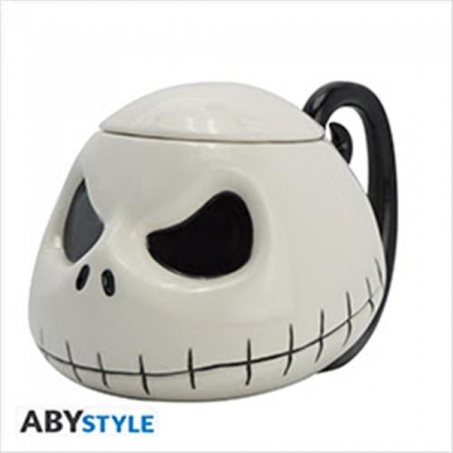 Tazza 3D – ABYStyle – Nightmare Before Christmas – Jack