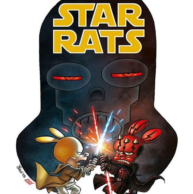 *** STAR RATS ORIGINI – PANINI COMICS ***
