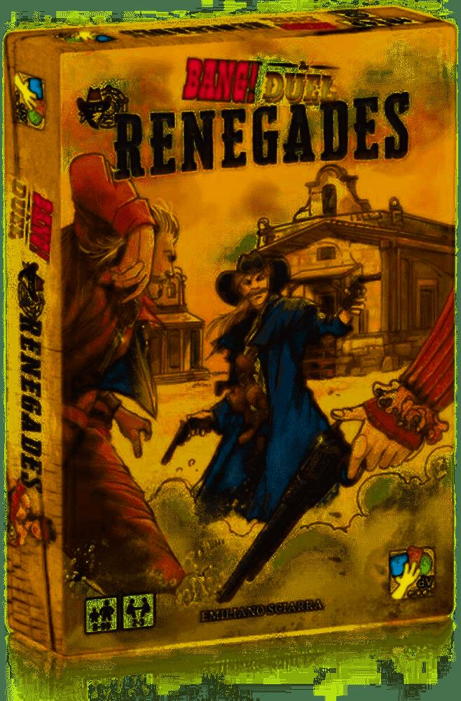 Gioco da Tavolo – Dv Giochi – Bang – The Duel Renegades
