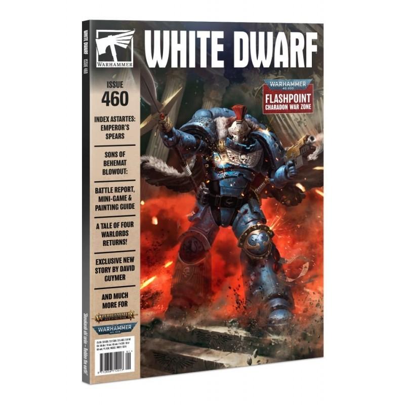 Rivista – Games Workshop – White Dwarf January 2021 – Inglese