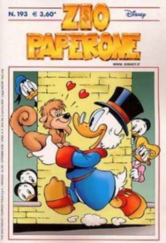 DPR16 – Fumetto – Walt Disney – Zio Paperone #193 – 2005 – Usato