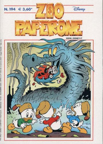 DPR16 – Fumetto – Walt Disney – Zio Paperone #194 – 2005 – Usato