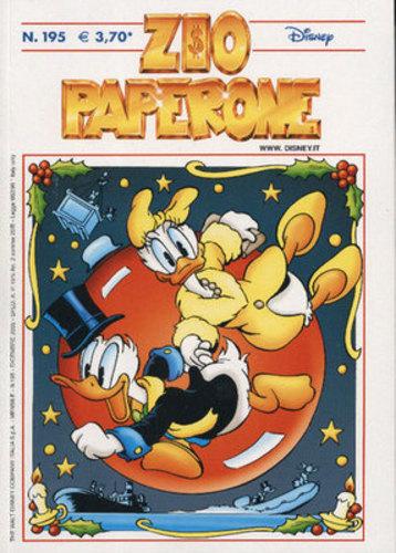 DPR16 – Fumetto – Walt Disney – Zio Paperone #195 – 2005 – Usato