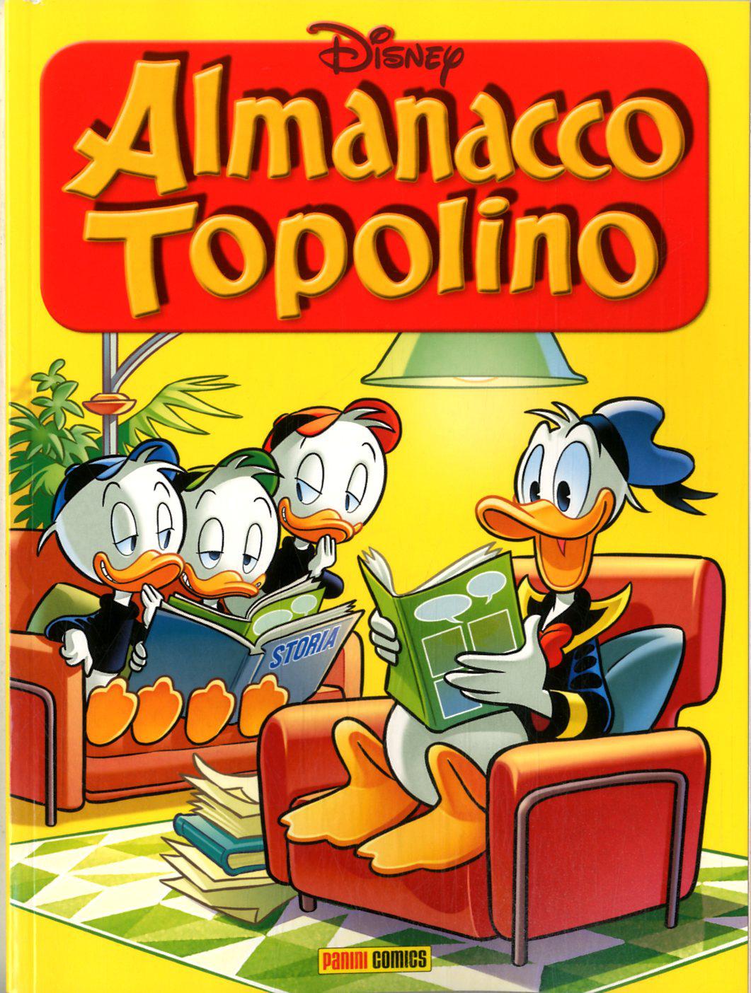 Fumetto – Panini Disney – Almanacco di Topolino 1