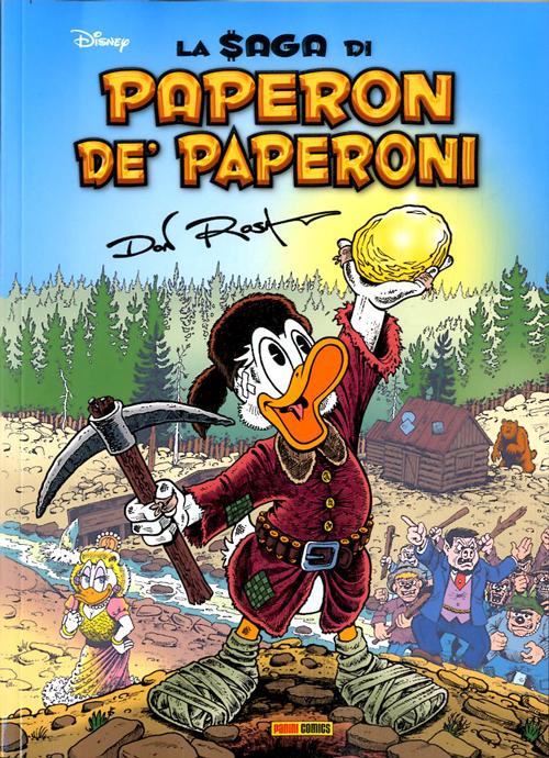 Fumetto – Panini Disney – La Saga di Paperon de' Paperoni