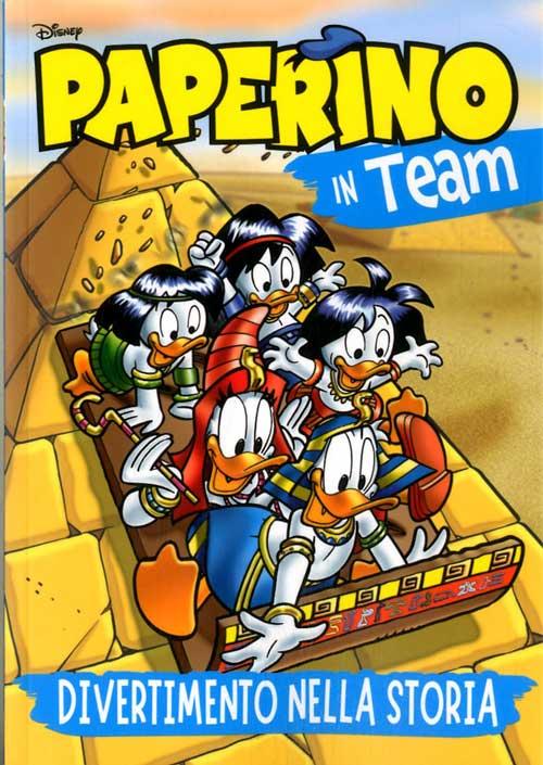 Fumetto – Panini Disney – Paperino in Team #1