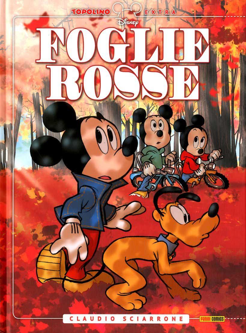 Fumetto – Panini Disney – Topolino Extra #1 – Foglie Rosse