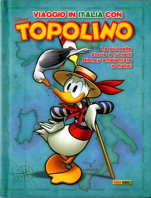 Fumetto – Panini Disney – Viaggio in Italia con Topolino