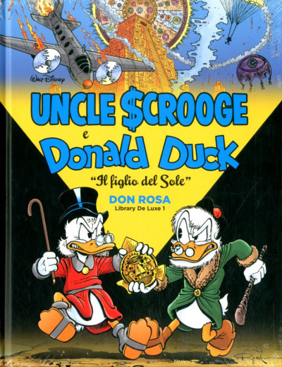 Fumetto – Panini Disney – Uncle Scrooge & Donald Duck – Il Figlio del Sole