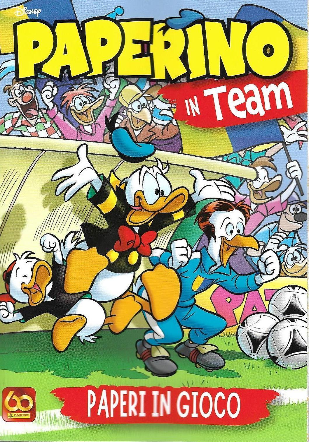 Fumetto – Panini Disney – Paperino in Team #3