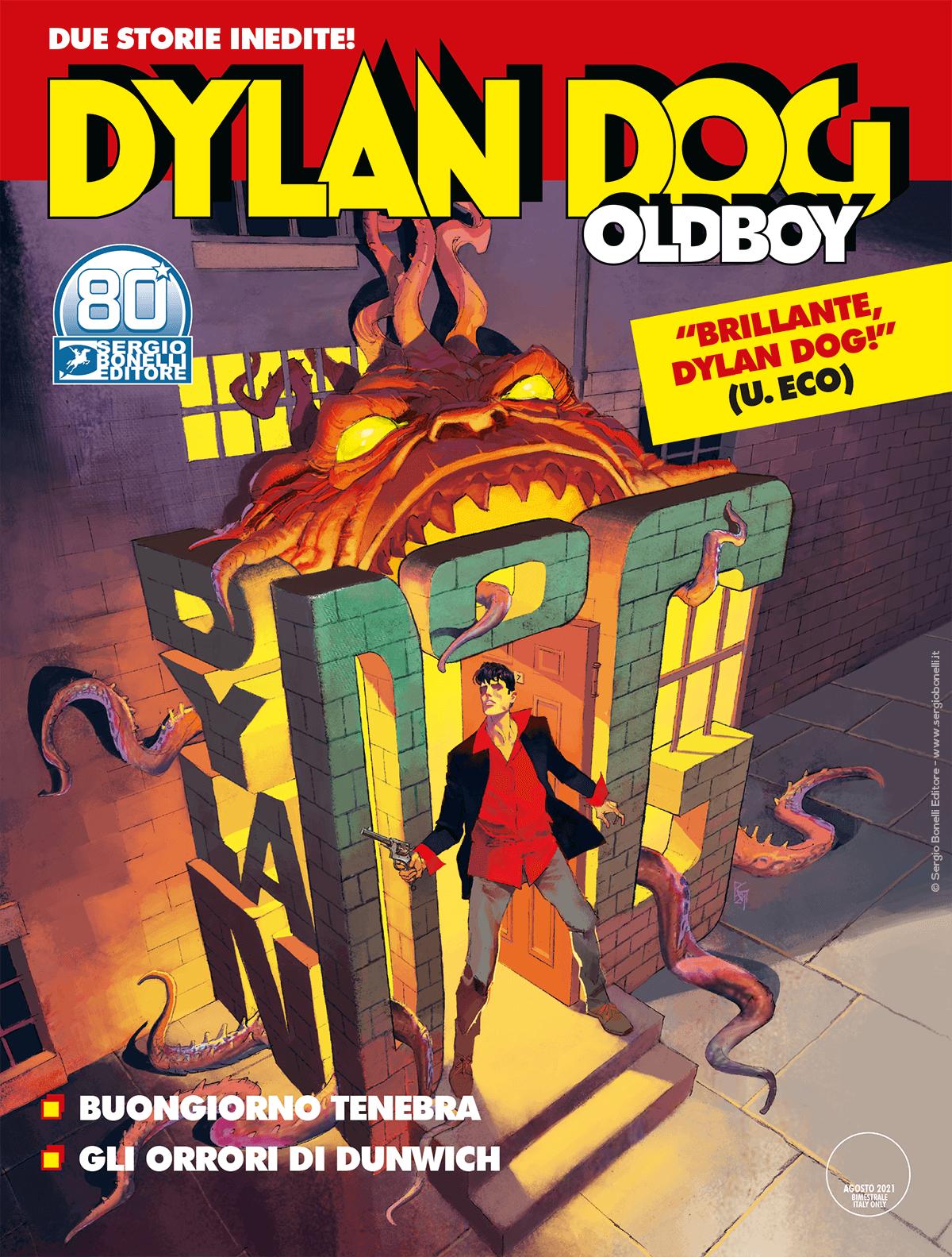 Fumetto – Bonelli – Dylan Dog Old Boy #8