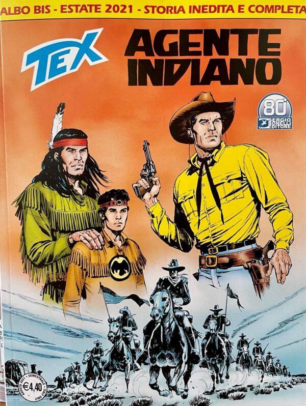 Fumetto – Bonelli – Tex #729 bis – Agente Indiano