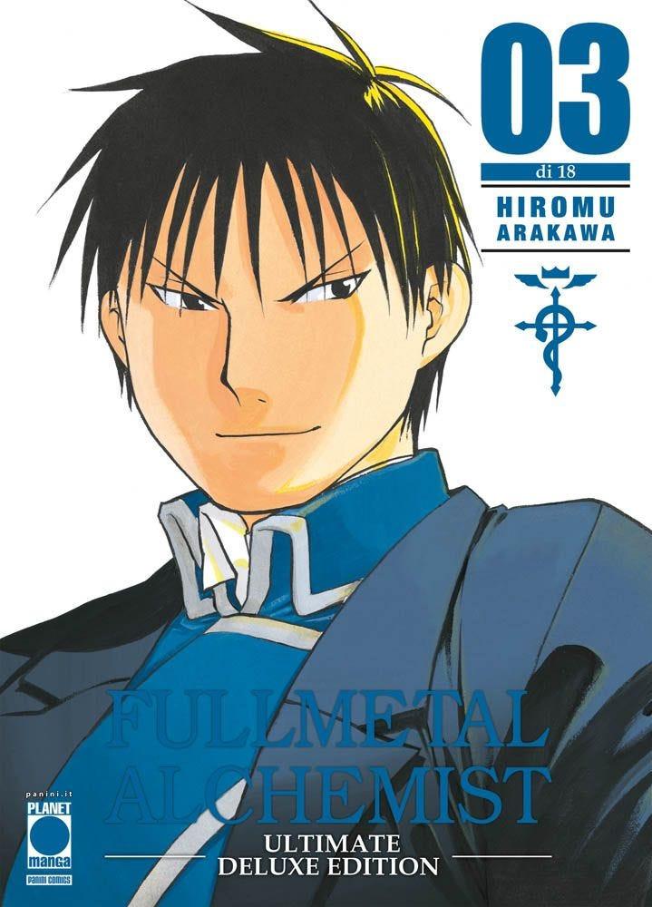 Manga – Planet Manga – Fullmetal Alchemist Deluxe #3