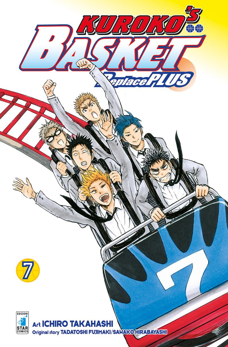 Manga – Star Comics – Kuroko's Basket Repl...