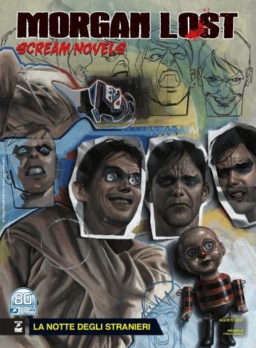 Fumetto – Bonelli – Morgan Lost #56 – Scream Novel...