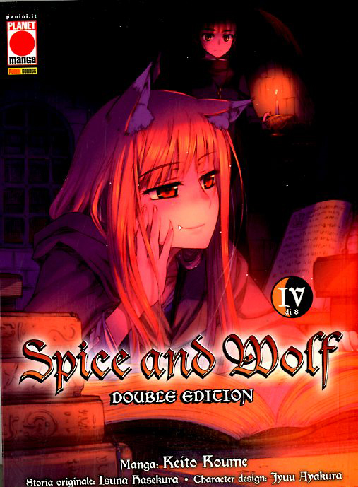 Manga – Planet Manga – Spice and Wolf Double Edition #4
