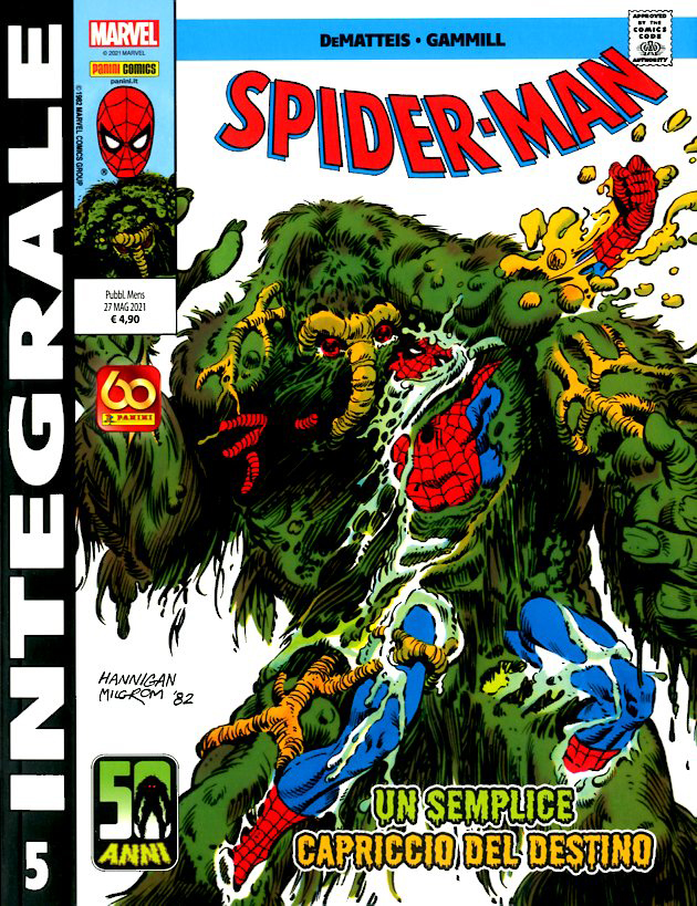 Fumetto – Panini Comics – Spider-Man di J.M. DeMatteis #...