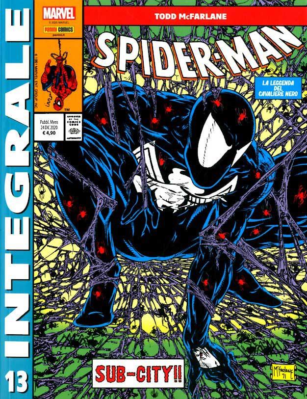 Fumetto – Panini Comics – Spider-Man di Todd McFarlane #...