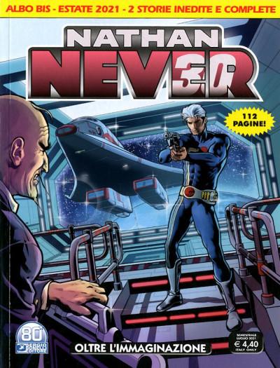 Fumetto – Bonelli – Nathan Never #361 bis – Per un...