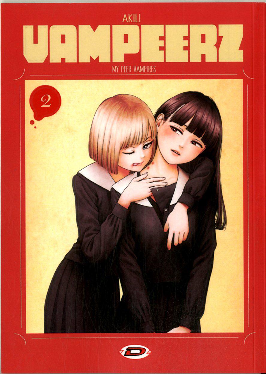 Manga – Dynit – Vampeerz #2