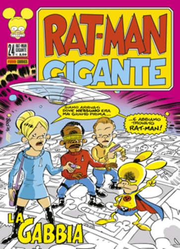 Fumetto – Panini Comics – Rat-Man Gigante #24