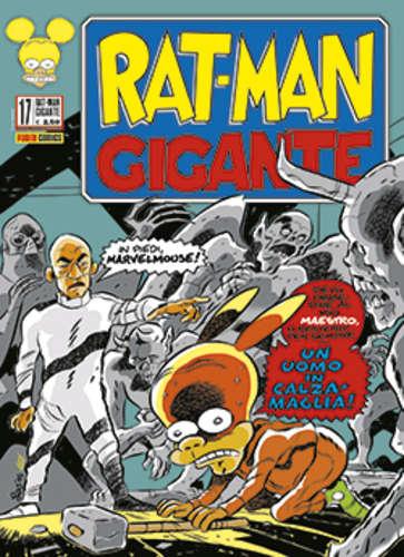 Fumetto – Panini Comics – Rat-Man Gigante #17