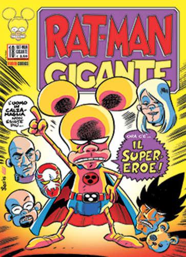 Fumetto – Panini Comics – Rat-Man Gigante #18