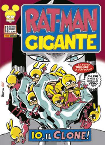 Fumetto – Panini Comics – Rat-Man Gigante #13