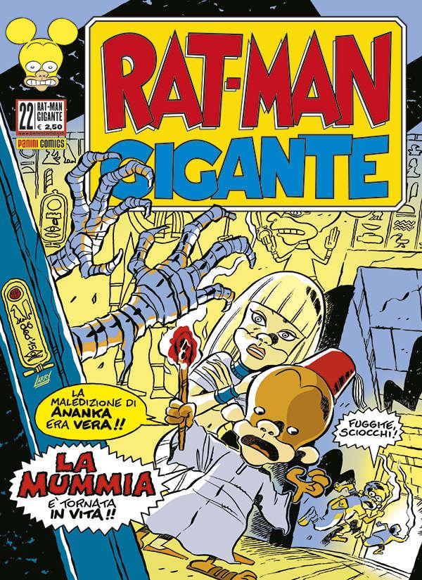 Fumetto – Panini Comics – Rat-Man Gigante #22