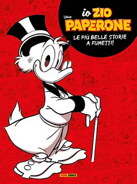 Fumetto – Panini Disney – Io Zio Paperone Volume –...