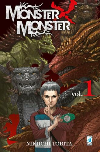 OFFERTA – Fumetto – Star Comics – Monster X Monster ...
