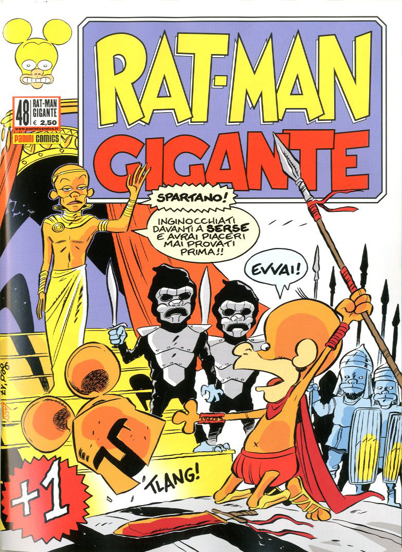 Fumetto – Panini Comics – Rat-Man Gigante #48