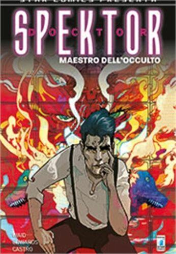 OFFERTA – Fumetto – Star Comics – Dr. Spektor –...