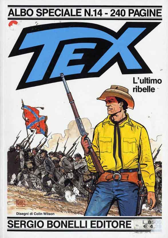 DPR18 – Fumetto – Bonelli – Tex Speciale #14 – U...