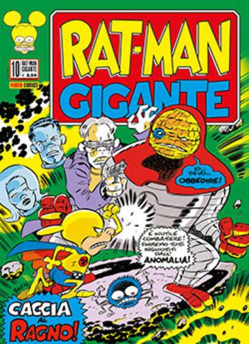 Fumetto – Panini Comics – Rat-Man Gigante #10