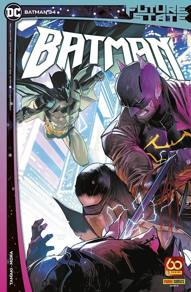 Fumetto – Panini Dc – Batman #34