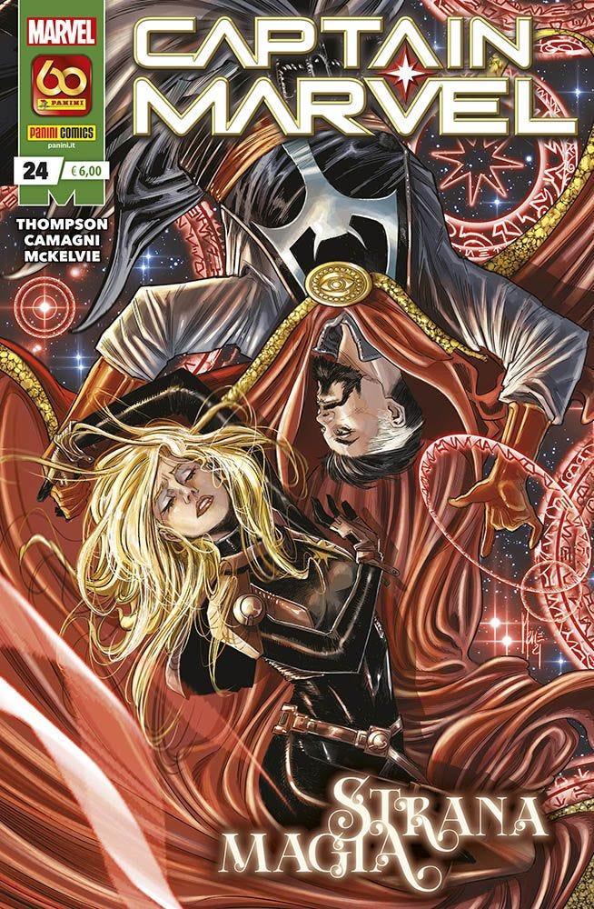 Fumetto – Marvel Italia – Captain Marvel #24