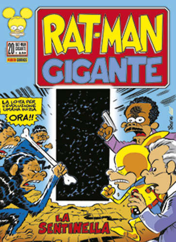 Fumetto – Panini Comics – Rat-Man Gigante #20