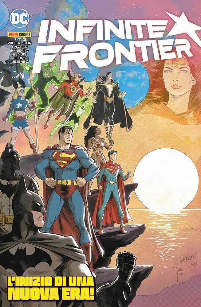 Fumetto – Panini DC – DC Crossover #14 – I...
