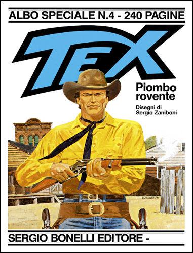 DPR18 – Fumetto – Bonelli – Tex Speciale #4 – Us...