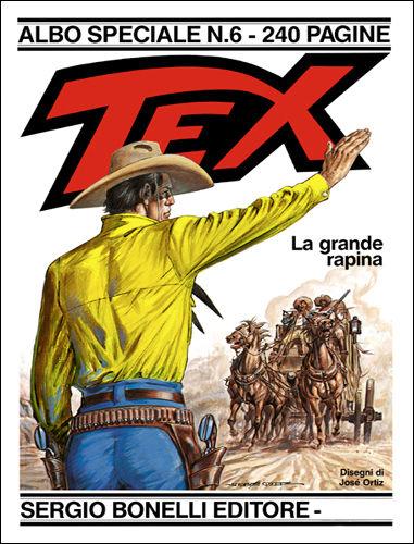 DPR18 – Fumetto – Bonelli – Tex Speciale #6 – Us...