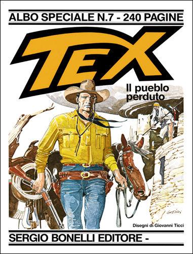 DPR18 – Fumetto – Bonelli – Tex Speciale #7 – Us...