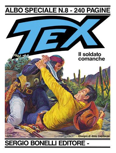 DPR18 – Fumetto – Bonelli – Tex Speciale #8 – Us...