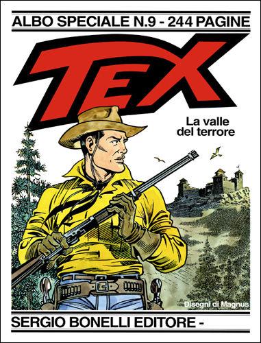 DPR18 – Fumetto – Bonelli – Tex Speciale #9 – Us...